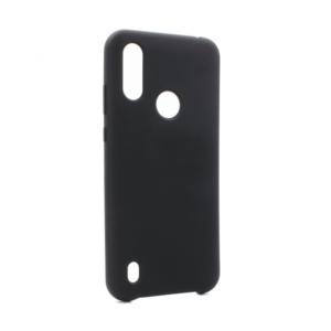 Maska Summer color za Motorola Moto E6s 2020 crna