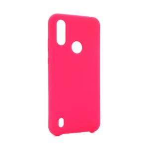 Maska Summer color za Motorola Moto E6s 2020 pink