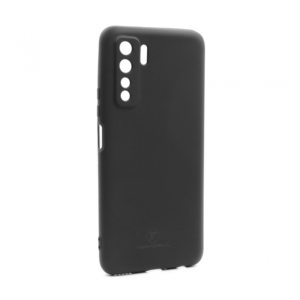 Maska Teracell Giulietta za Huawei P40 Lite 5G mat crna