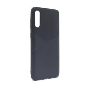 Maska Y-Leather za Samsung A307F/A505F/A507F Galaxy A30s/A50/A50s crna