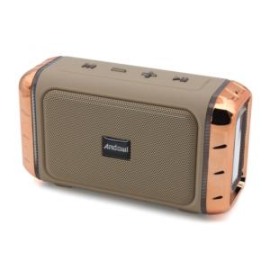 Bluetooth zvucnik Q2030 zlatni