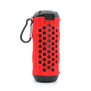 Bluetooth zvucnik vodootporan G1000 crveni
