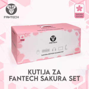 Kutija za Fantech Sakura set