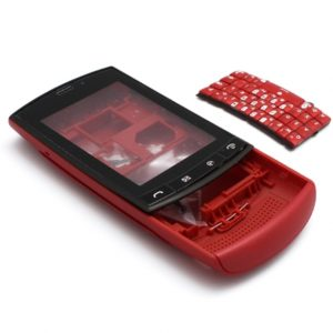 Maska za Nokia 303 Asha crvena