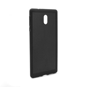 Maska Breathe mat za Nokia 3 crna