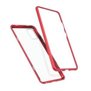 Maska Magnetic za Samsung A515F Galaxy A51 crvena