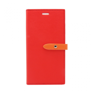 Maska Mercury Romance za Samsung G955 S8 Plus crvena