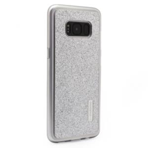 Maska Motomo Sparkle za Samsung G950 S8 srebrna