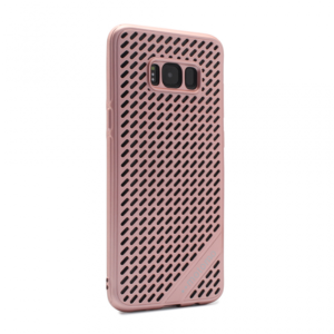 Maska Motomo Super vent za Samsung G950 S8 roze