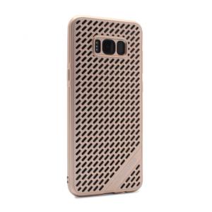 Maska Motomo Super vent za Samsung G950 S8 zlatna