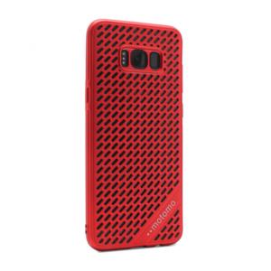 Maska Motomo Super vent za Samsung G955 S8 Plus crvena
