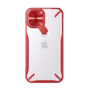 Maska Nillkin Cyclops za iPhone 12 Pro Max 6.7 crvena