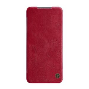 Maska Nillkin Qin za Xiaomi Mi 10T Lite crvena