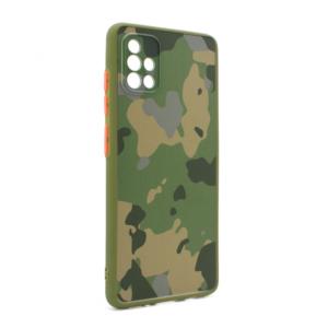Maska PC Army za Samsung A515F Galaxy A51 zelena