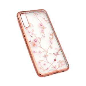 Maska Pink Flower za Samsung A307F/A505F/A507F Galaxy A30s/A50/A50s roze