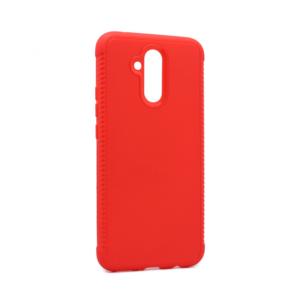 Maska Sherd TPU za Huawei Mate 20 Lite crvena