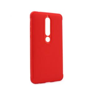 Maska Sherd TPU za Nokia 6.1 2018 crvena