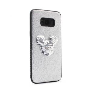 Maska Shiny mouse za Samsung G955 S8 Plus srebrna type 1