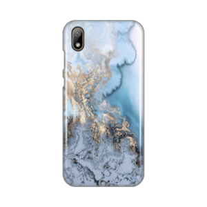 Maska Silikonska Print za Huawei Y5 2019/Honor 8S 2019/2020 Blue Gold Marble