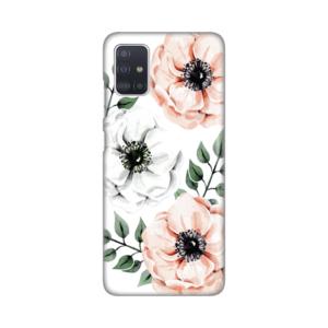 Maska Silikonska Print za Samsung A515F Galaxy A51 Flower Art
