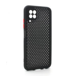 Maska Soft Air za Huawei P40 Lite/Nova 6 SE crna