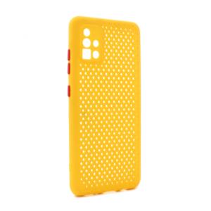 Maska Soft Air za Samsung A515F Galaxy A51 zuta