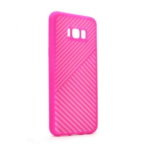 Maska Twill za Samsung G955 S8 Plus pink