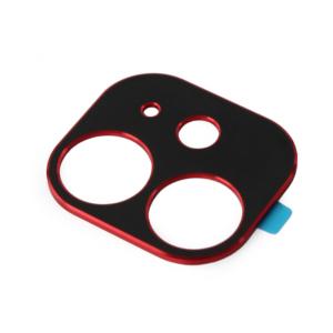 Zastita kamere za iPhone 12 Mini 5.4 crvena
