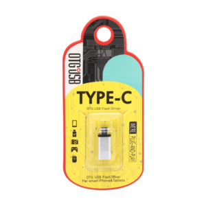 Adapter Type C na Micro USB srebrni