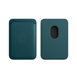Drzac kartica za iPhone 12 Mini/12/12 Pro/12 Pro Max tamno zelena