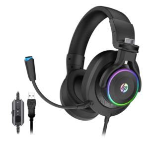 Slusalice Gaming HP H500GS 7.1 RGB USB crne