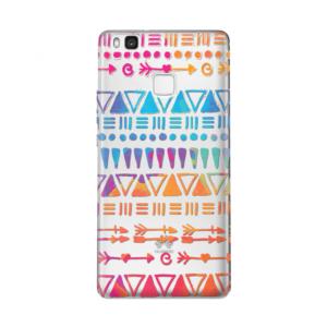 Maska silikonska Print Skin za Huawei P9 lite Cristal Case 198