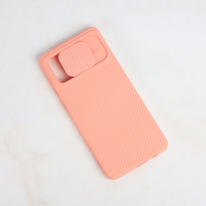 Maska Camera protection za Samsung A715F Galaxy A71 roze
