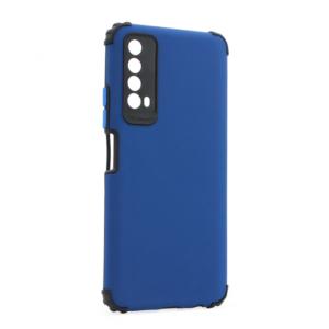 Maska Edge za Huawei P smart 2021 tamno plava