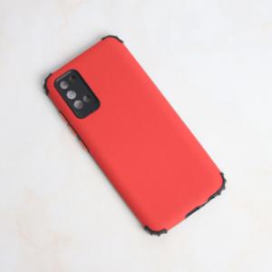 Maska Edge za Samsung A025F Galaxy A02s crvena