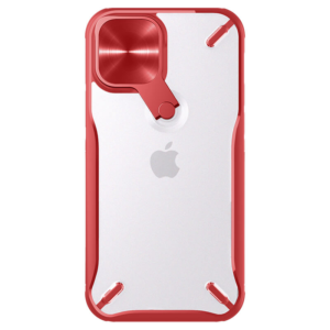 Maska Nillkin Cyclops za iPhone 12 Mini 5.4 crvena