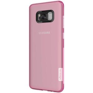 Maska Nillkin Nature za Samsung G955 S8 Plus pink