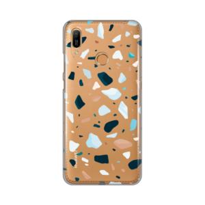 Maska Silikonska Print Skin za Huawei Y6 2019/Honor 8A Terazzo Pattern