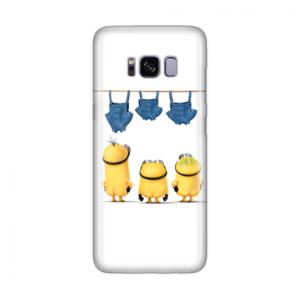 Maska silikonska Print za Samsung G950 S8 Cartoon 045