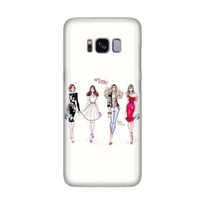 Maska silikonska Print za Samsung G955 S8 Plus Girly&Fashion 043