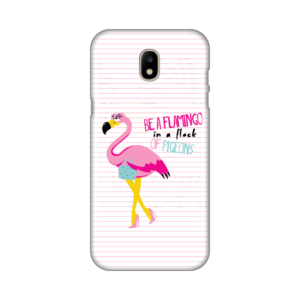 Maska silikonska Print za Samsung J530F Galaxy J5 2017 (EU) Be A Flamingo