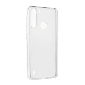 Maska silikonska Ultra Thin za Motorola One Fusion transparent