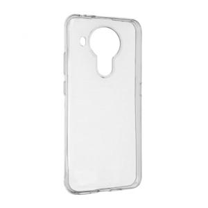 Maska silikonska Ultra Thin za Nokia 5.4 transparent