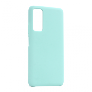 Maska Summer color za Huawei P smart 2021 mint