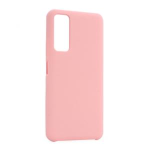 Maska Summer color za Huawei P smart 2021 roze