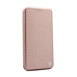 Maska Teracell Flip Cover za Motorola Moto G9 Plus roze