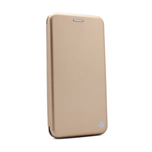 Maska Teracell Flip Cover za Nokia 3.4 zlatna
