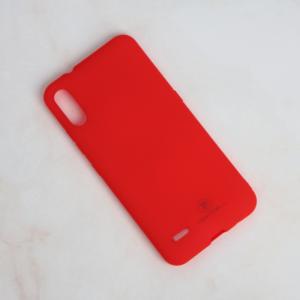 Maska Teracell Giulietta za LG K22 mat crvena