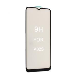 Zaštitno staklo 5D za Samsung A025F Galaxy A02s crni