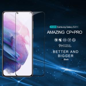 Zaštitno staklo Nillkin CP+ Pro za Samsung G996B Galaxy S21 Plus crni